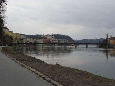 Serie: Passau - Am Inn