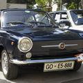 Serie: Fiat 850 Coupe, Serie 1 - Frontansicht