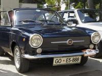 1965 wurde das Fiat Coupe präsentiert. Sowohl die Limousine als auch das Coupe wie auch der Spider hatten grundsätzlich denselben Motor wie der Fiat 600 (Fiat Seicento), jedoch mit größerem Hubraum.