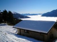 Das Zettersfeld ist ein Skigebiet oberhalb von Lienz, Osttirol auf ca. 2000m. Es stellt den