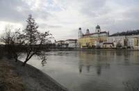 Passau in Bayern, Deutschland, auch