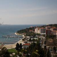Portoroz ist das touristische Zentrum an der slowenischen Riviera