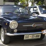 Fiat 850 Coupe - Fahrspaß mit 850 Kubik und Heckmotor