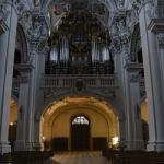 Der St. Stefan Dom in Passau mit der größten Domorgel der Welt