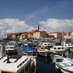 Rovinj - Tourismusmagent auf der Halbinsel Istrien