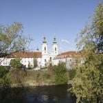 Die Kirche Mariahilf in Graz
