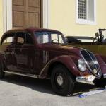 Der Fiat 1500 - eine elegante und fortschrifttliche Limousine aus den 1930er Jahren
