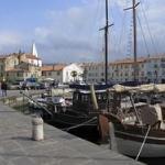 Izola - Marina und Segelsport