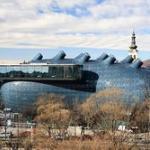Das Kunsthaus Graz - Ausstellungszentrum für Gegenwartskunst